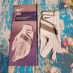 Nwt nike golf glove womens left m/L